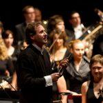 Der Dirigent Ekhart Wycik