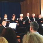 Chor Vox Jubalis im Osnabrücker Lortzing- Haus