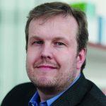 Bastian Salier, Redakteur der Zeitschrift HUMANITÄT
