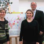 Angela Möschter, Katrin Winter und Rolf Keil