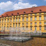 Das Osnabrücker Schloss, heute Sitz der Universität. Foto: © Stadt Osnabrück Presse- und Informationsamt