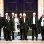 Zweibrücker Freimaurer besuchen Loge in London